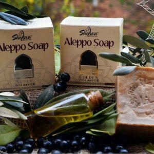 Traditional Aleppo Soap